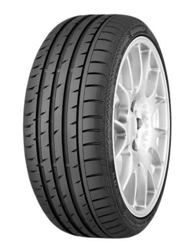 Opony Continental ContiSportContact 3 225/45 R17 91V