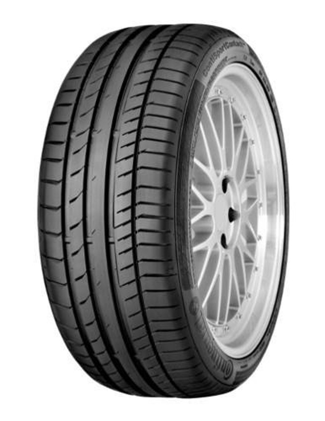 Opony Continental ContiSportContact 5 255/55 R18 105V