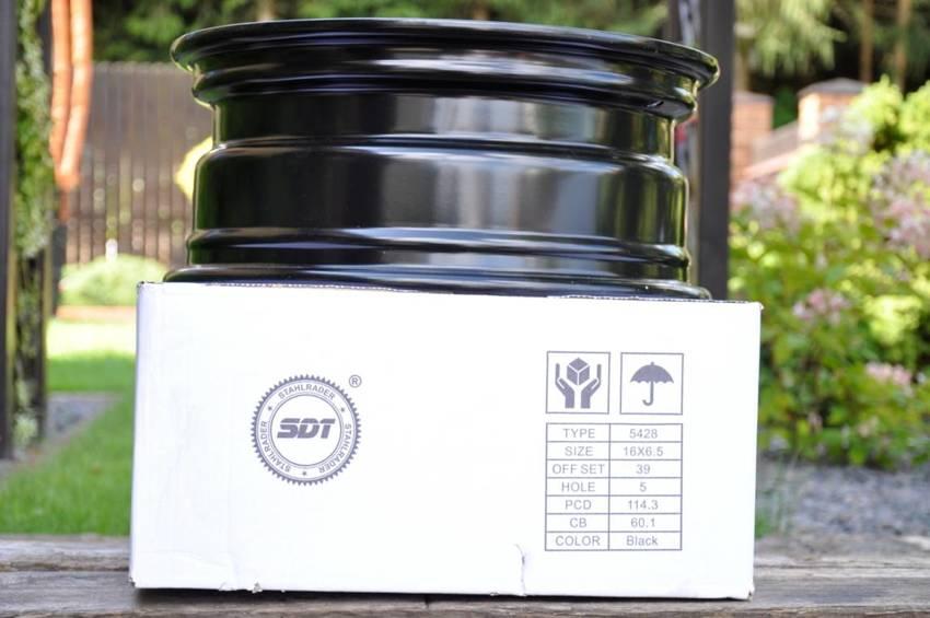 Felgi Stalowe 16'' 5x114,3 SUZUKI GRAND VITARA SX4