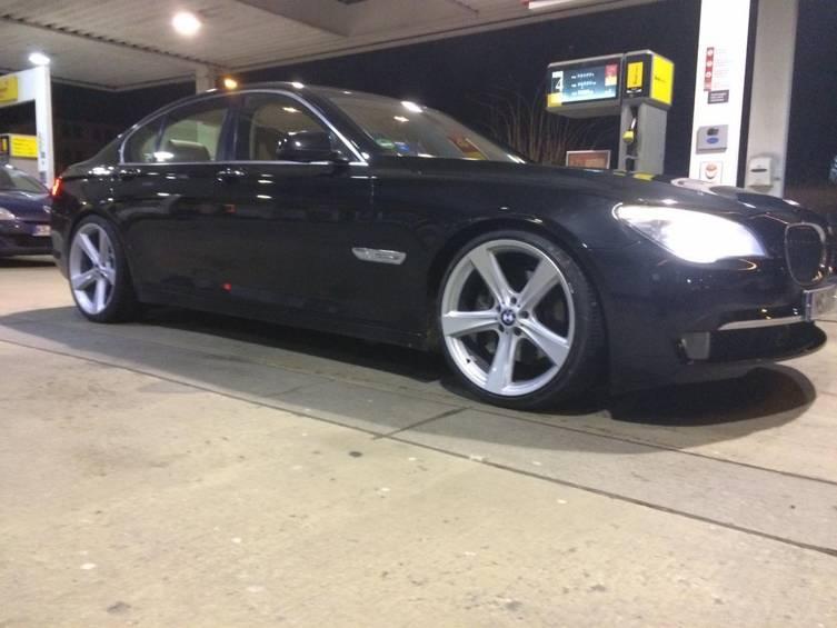 NOWE FELGI 19'' 5X120 BMW SERIA 5 E39 E60  7 F01