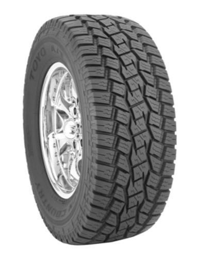 Opony Toyo Open Country AT 255/65 R17 110H