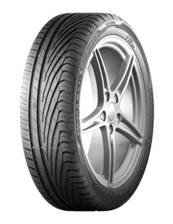 Opony Uniroyal RainSport 3 205/50 R17 93V