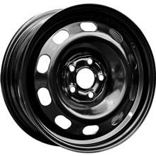 4 STEEL WHEELS VW FOX GOLF IV POLO SEAT IBIZA LEON