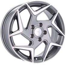 ALLOYS 16 FORD ST FOCUS MONDEO CMAX SMAX TRANSIT
