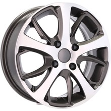 ALLOYS 17'' 4X108 PEUGEOT 208 3008 308 5008 CITROEN