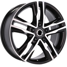 ALLOYS 17 5X108 FORD TRANSIT CONNECT TOURNEO 1250KG