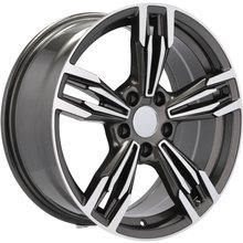 ALLOYS 17 5X120 BMW X1 E84 X3 E83 F25 E87 E88 F20