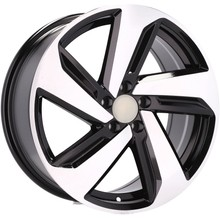 ALLOYS VW GOLF VI VII PASSAT B6 B7 B8 CC TIGUAN 17'