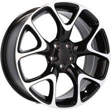 NEW ALLOYS 18'' 5X115 DODGE Charger Challenger