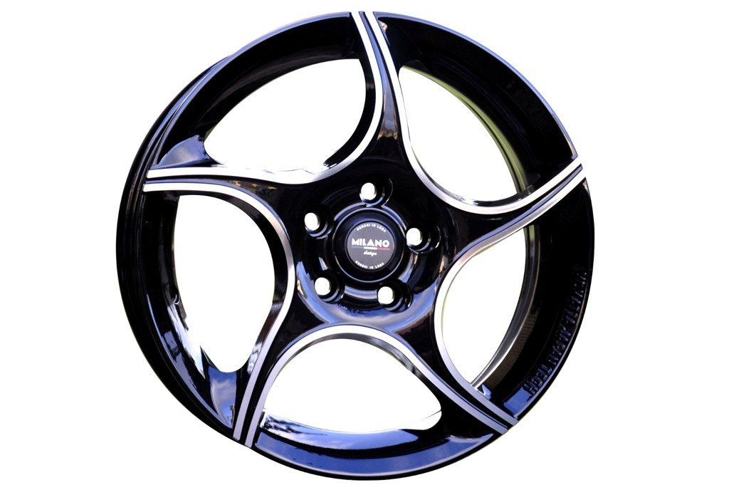 ALLOYS 15' 4X108 FORD FIESTA KA III TRANSIT COURIER