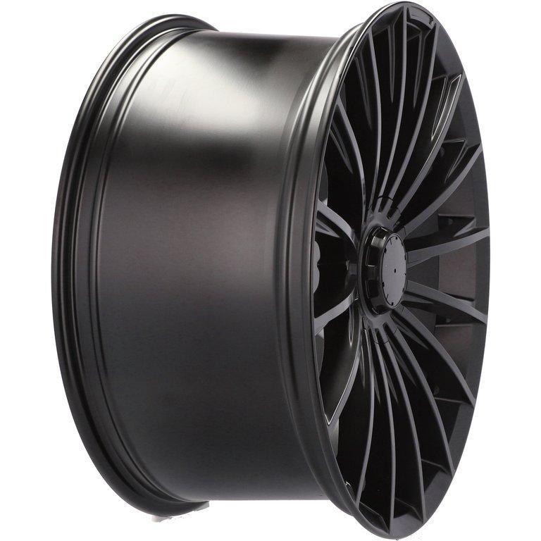 RACING LINE RBYD1499 hliníkové disky 9,5x20 5x112 ET35 MB - POLISHED + BLACK