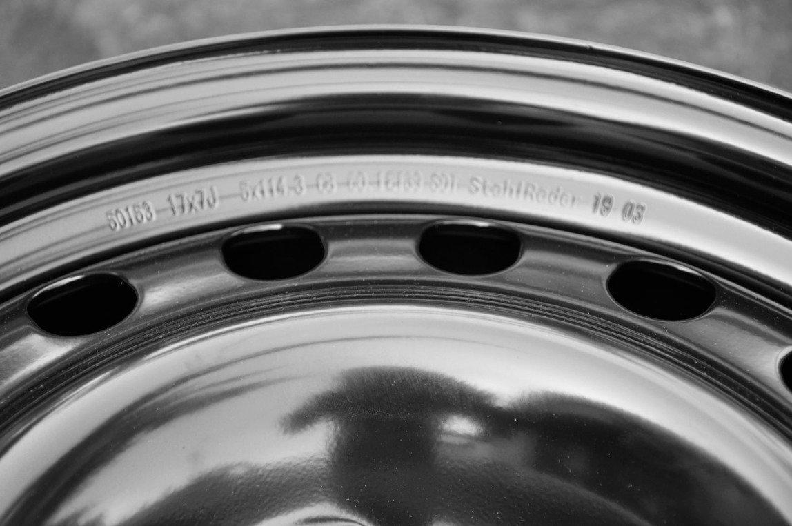 STEEL WHEEL 16'' 5X114,3 SUZUKI Grand Vitara Kizashi Swift Sport SX 4