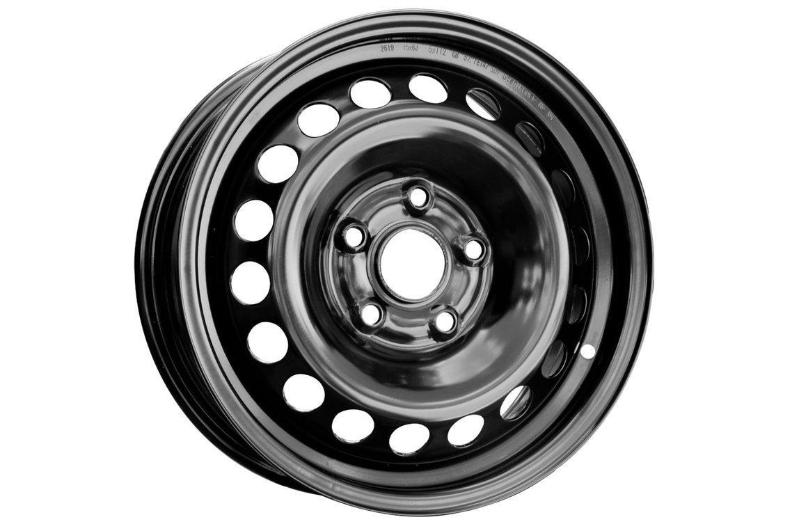 Steel Wheels 15'' 5X112 VW PASSAT SHARAN GOLF V  VI SKODA SUPERB AUDI A3 A4
