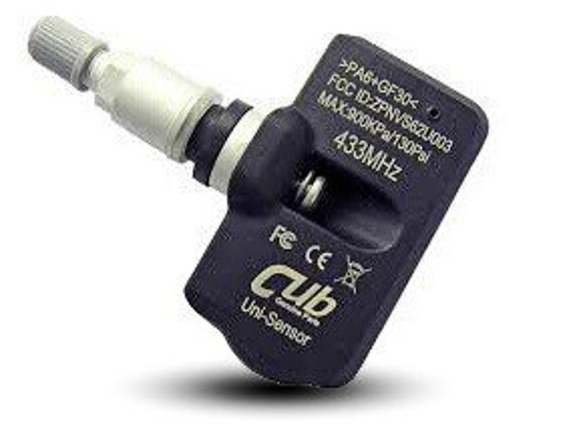 4szt. - TPMS - Czujnik ciśnienia opon firmy CUB