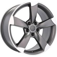 AMALFI style DISKY 17'' 5X100 pre AUDI A1 A3 A3 VW