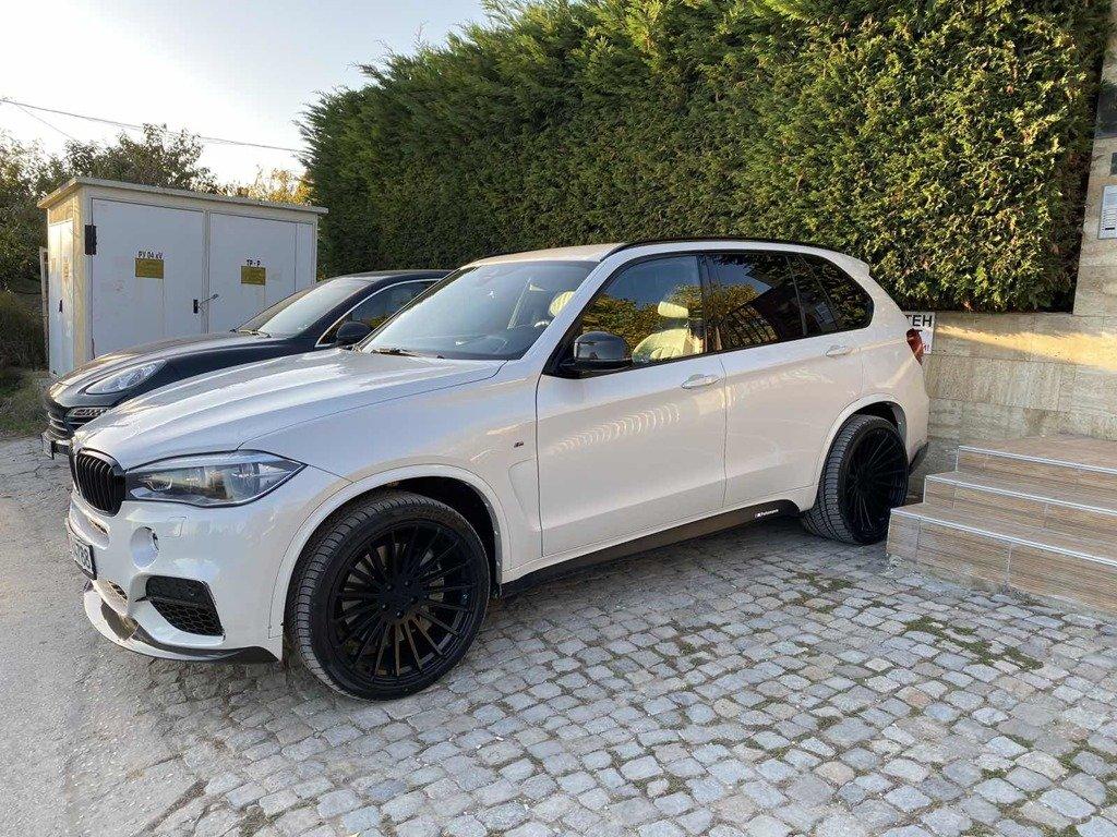 DISKY 22'' 5x120 BMW X5 E70 F15 X6 E71 LAND ROVER